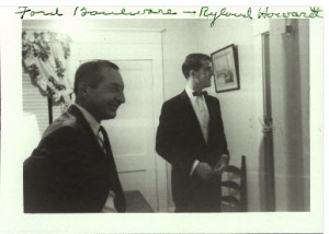 Ryland And Ford XMas 1963