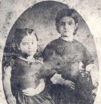 Marianna and Kate Sperry