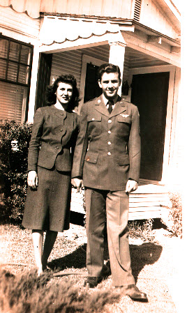 Philo and Mary early 1940s.